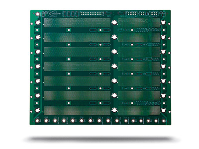 Radio Frequency, 16L PCB