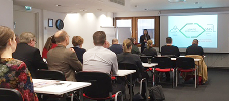 Sustainability seminar at NCAB Group Finland