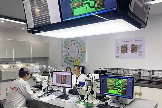 Global Lab China   NCAB Group