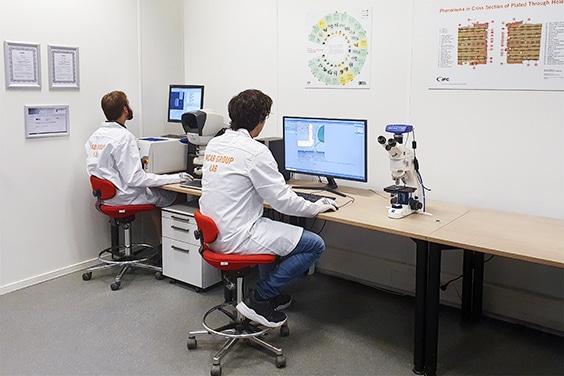 Europe Lab Netherlands   NCAB Group