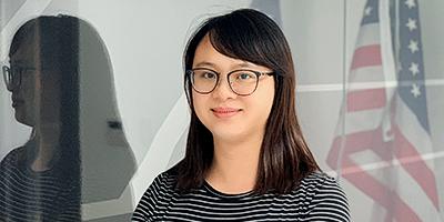 Cathy Jie Jiang