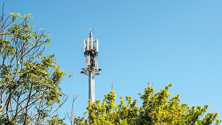 5G en av de tekniska huvudtrender som driver utvecklingen.