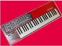 Clavia Keyboard