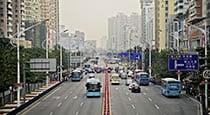 Street view from Shenzen