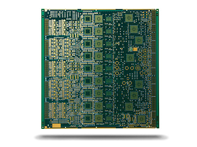 Radio Frequency, 22L PCB