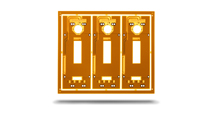 2L Double sided PCB