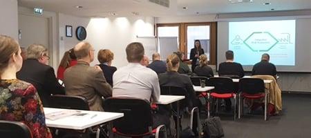 Sustainability Seminar, NCAB Group Finland