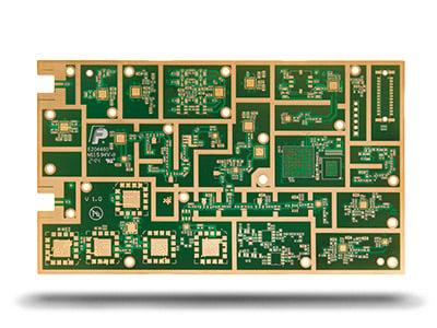PCB-Portfolio - HF leiterplatten