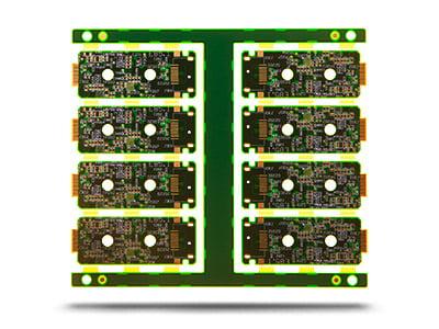 PCB-Portfolio - HDI leiterplatten