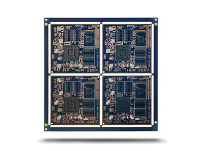 PCB-Portfolio - Mehrlagige leiterplatten