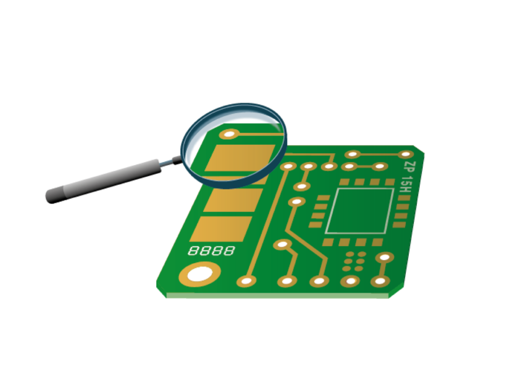Illustration of a PCB   NCAB Group