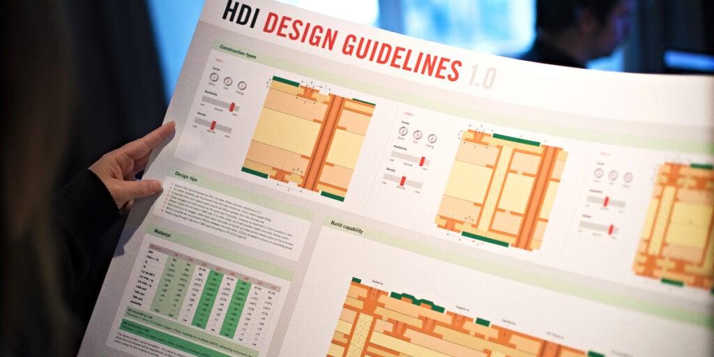 Design guidelines - ett av våra verktyg för mönsterkortsdesign