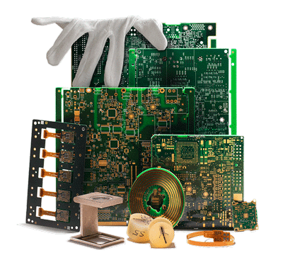 Collection of PCBs - printed circuit boards   NCAB Group