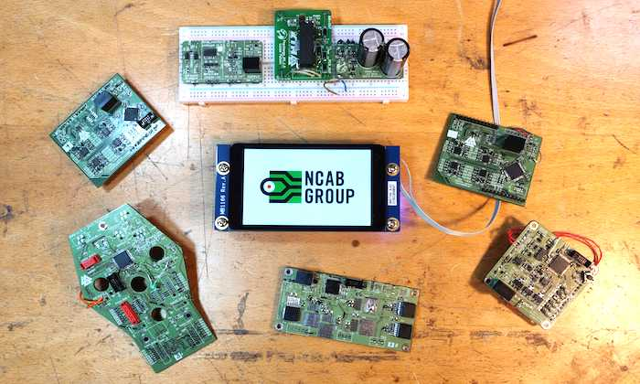 PCBs from NCAB