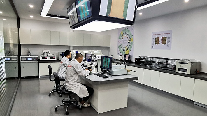 NCAB Group Global PCB lab in China